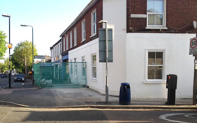 Omurca Ltd Sutton Shop Refurbishment Sutton