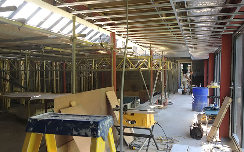 Moorings Southampton - Electrical Works