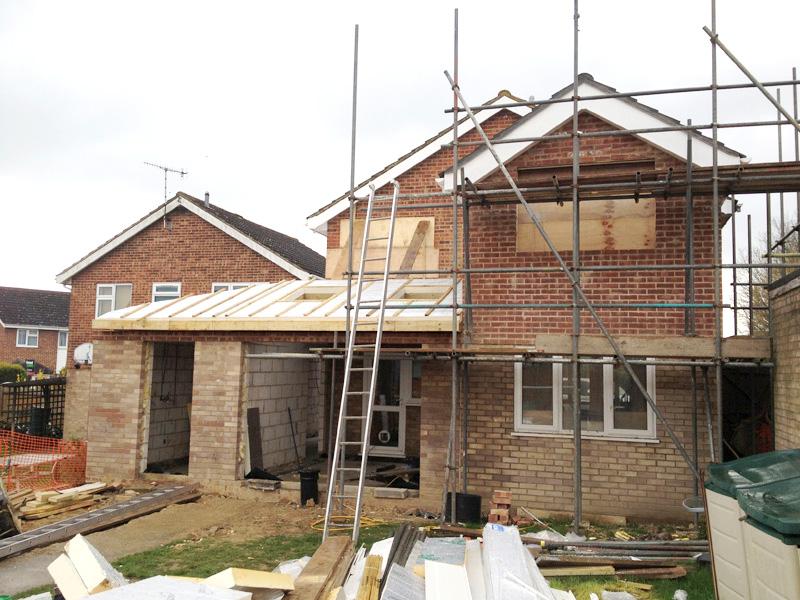 Omurca Ltd Edenbridge, Kent | Construction & Build of 2-Bedroom Extension