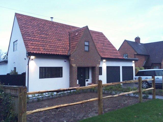 Omurca Ltd - Construction Builders Contractors Dorking 4 Bedroom Bungalow with Basement
