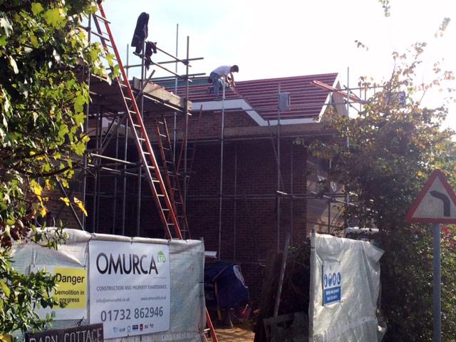 Omurca Ltd Edenbridge - 2017 Two Detached 3 Bedroom New Builds