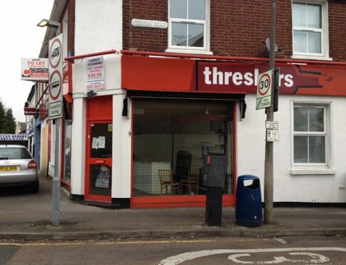 Sutton | Threshers Shop Refurbishment
