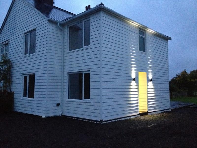 Omurca Ltd Building Edenbridge : Demolition & 4 Bedroom Extension (completed)