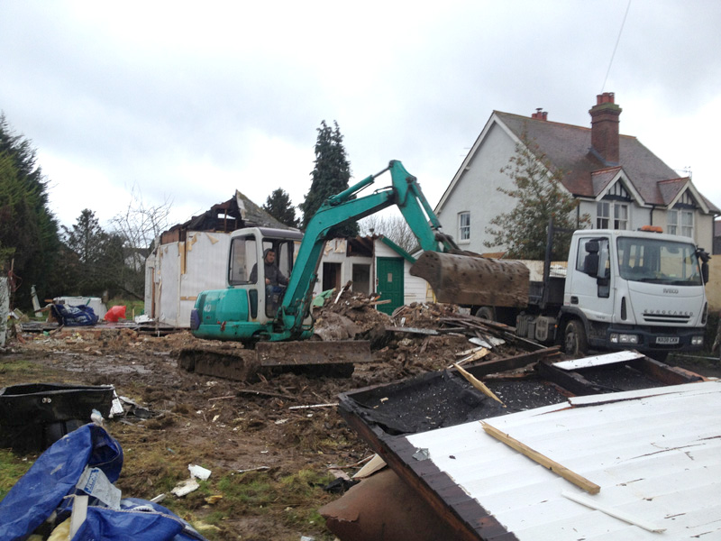 Edenbridge | Demolition & Construction of two 3-Bedroom (with en-suite) Semi-Detached Properties
