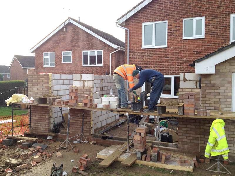 Omurca Ltd Edenbridge, Kent | Construction & Build of 2-Bedroom Extension