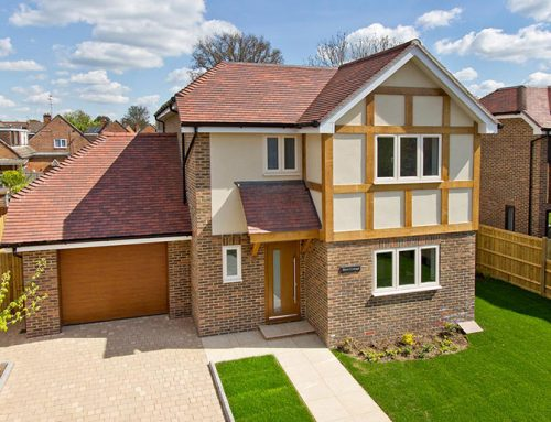 Edenbridge | Two Detached 3-bedroom New Builds