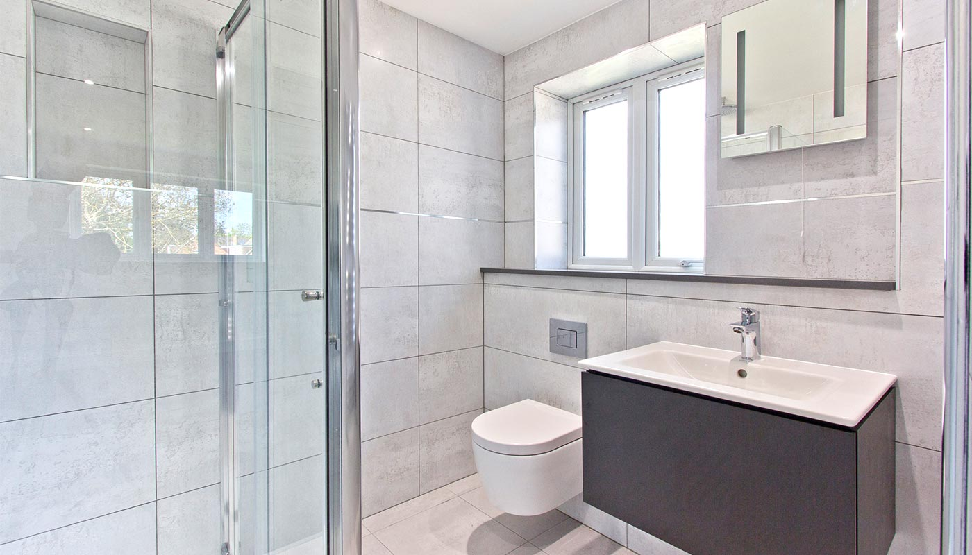 Omurca Ltd Completed Projects - Barn Cottage Bathroom