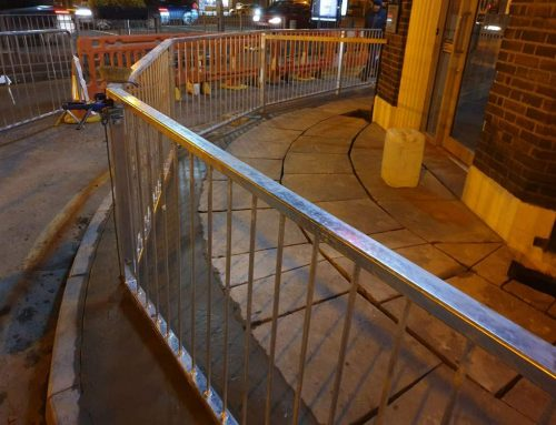 Liverpool | Street Pavement & Railing Works