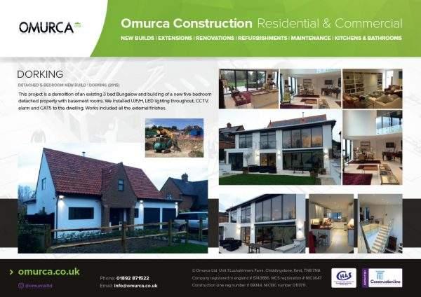 Omurca Ltd - Dorking