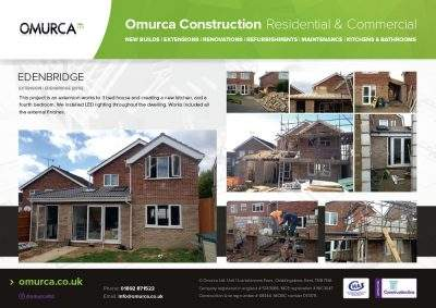 Omurca Ltd - Edenbridge