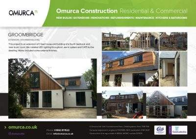 Omurca Ltd - Groombridge