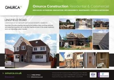 Omurca Ltd - Lingfield Road