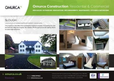 Omurca Ltd - Slough