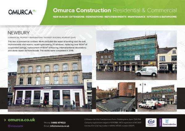 Omurca Ltd - Newbury