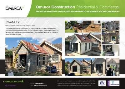 Omurca Ltd - Swanley