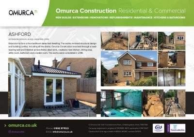 Omurca Ltd - Ashford