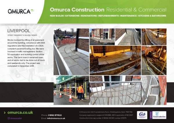 Omurca Ltd - Liverpool