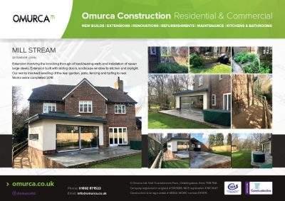 Omurca Ltd - Mill Stream