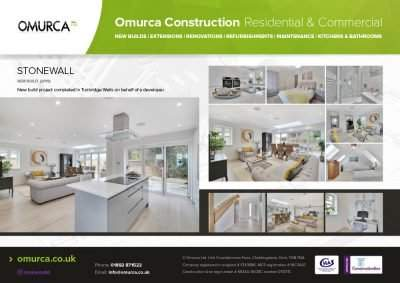 Omurca Ltd - Stonewall