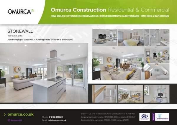 Omurca Ltd - Stonewall