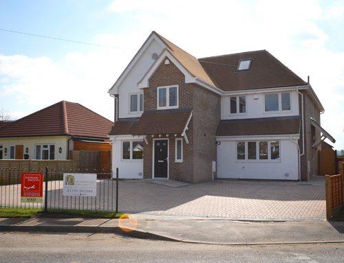 Lingfield Road, Edenbridge | Construction of Two 3-Bedroom Semi-Detached Properties
